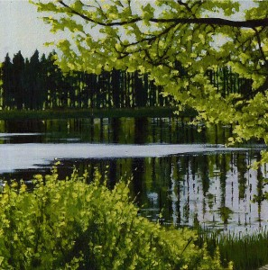 Castle Lake - Peter Kelly