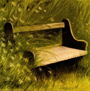 The Empty Seat - Peter Kelly