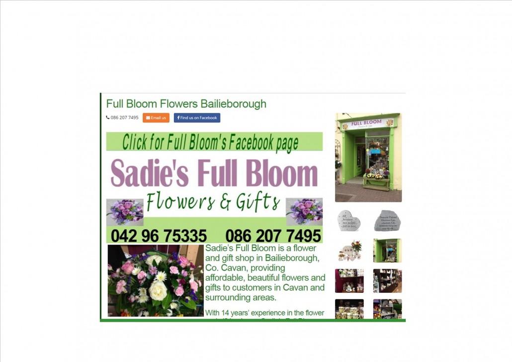 Sadie's